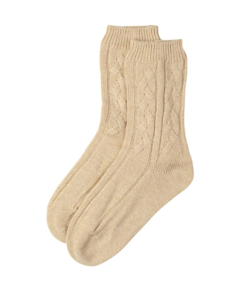 HAE2181 Bed Sock(Natural)