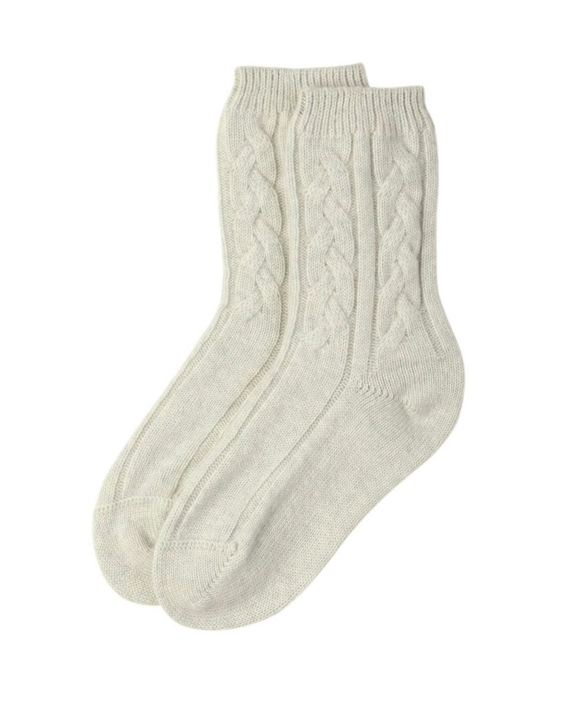 HAE2181 Bed Sock(Pumice)
