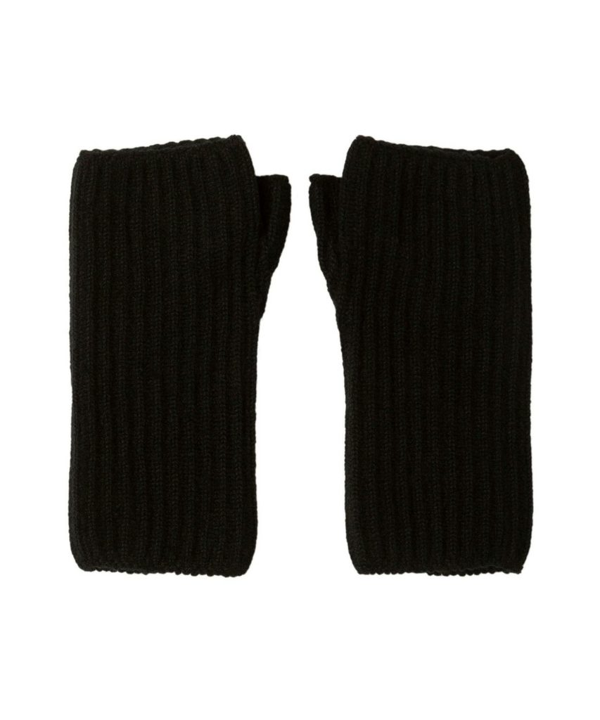 HAE2681 Wristwarmer(Black)