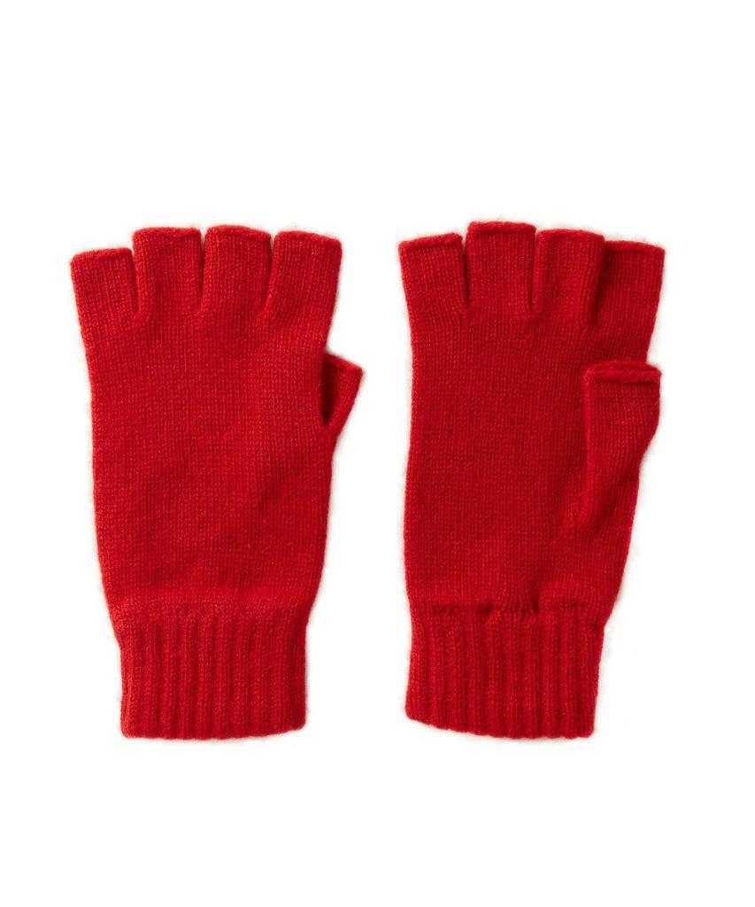 HAY2223 Fingerless Glove(Classic Red)