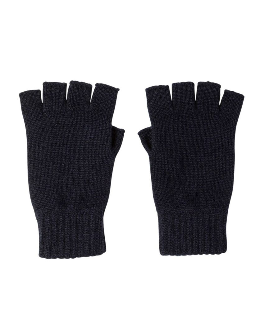 HAY2223 Fingerless Glove(Navy)