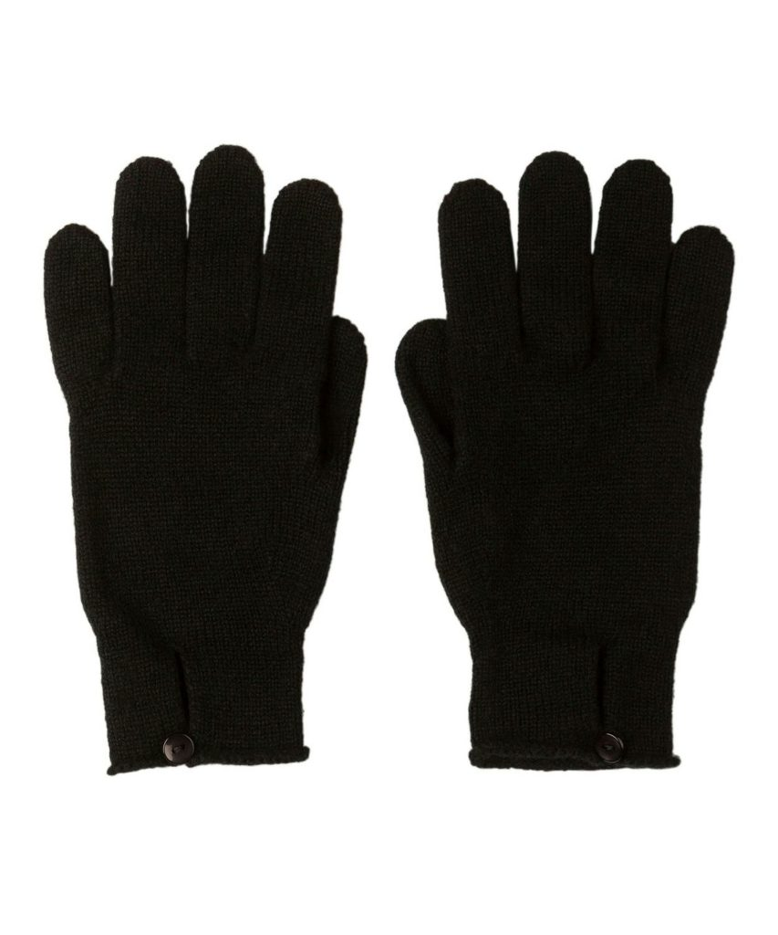 HAY2241 Button Loop Glove(Black)