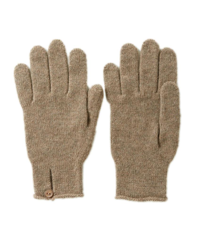 HAY2241 Button Loop Glove(Otter)