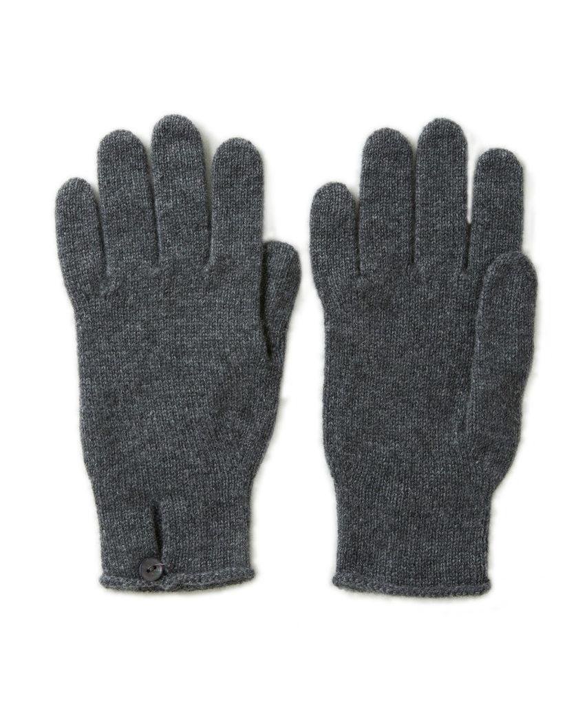 HAY2241 Button Loop Glove(Dark Granite)