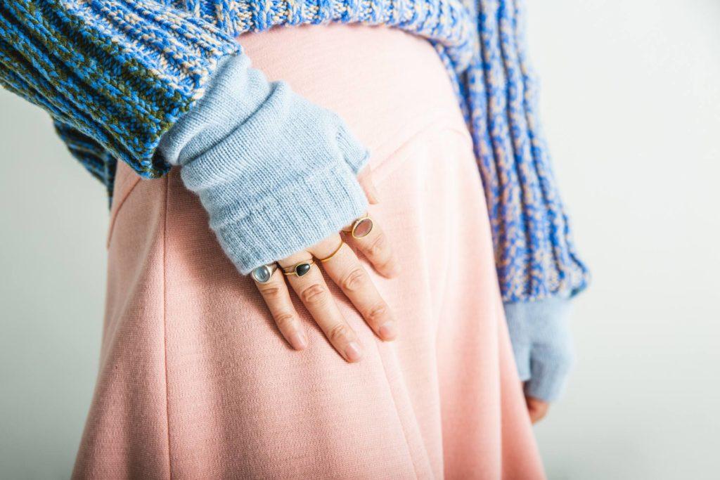 冬ファッションを選ぶ時に重要なのが、身につけた時の温かさと心地良さ。